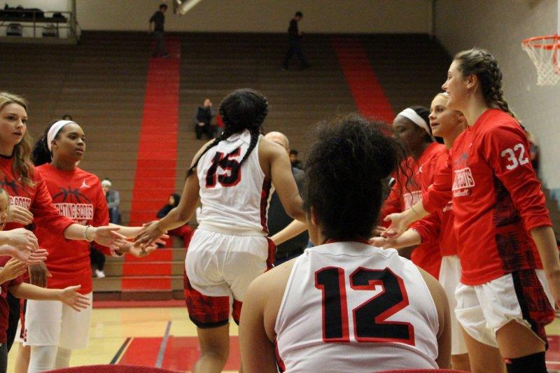 Women's team clinches PSAC playoff spot, tops tough foe in Cal U by Erica Burkholder