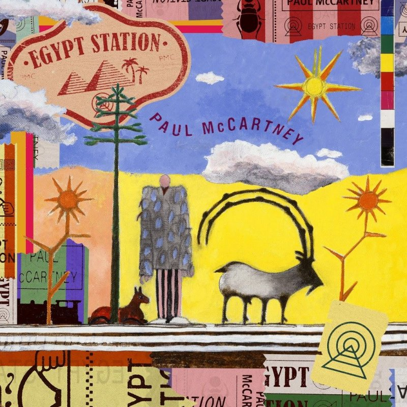 Review: Paul McCartney — Egypt Station by Livia Homerski