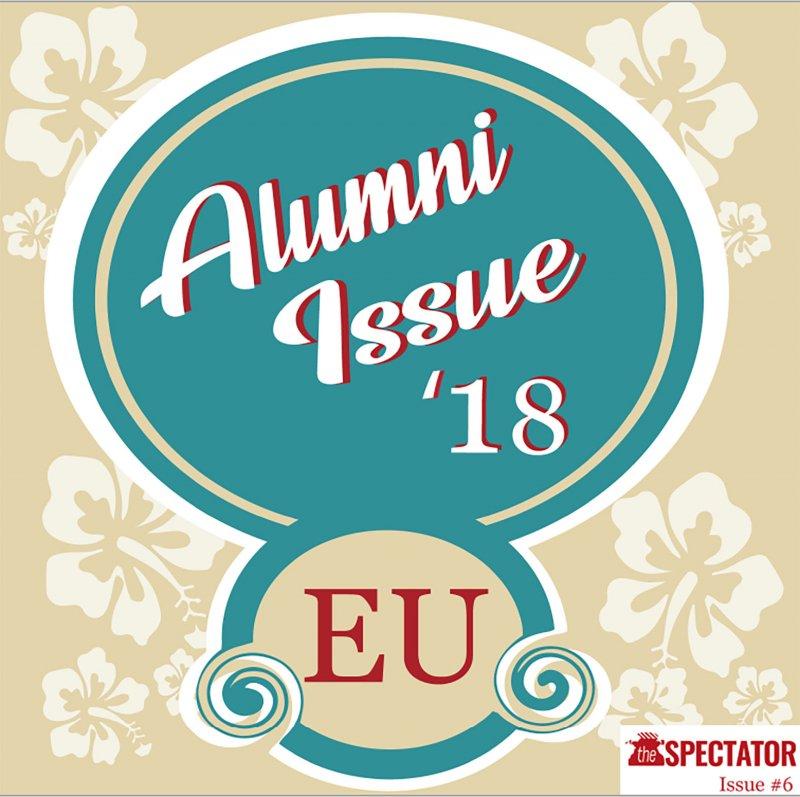 Alumni Issue: Jessica Kunz by Anisa Venner-Johnston