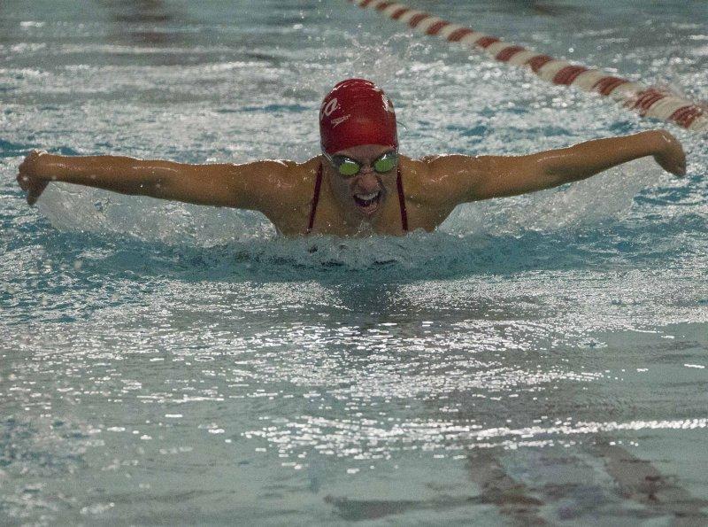 Swim teams drop home opening meet by Shayma Musa