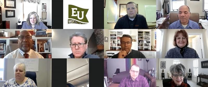 Dr. Dale and EU staff spill the tea about Edinboro University  by Jenna Tupitza