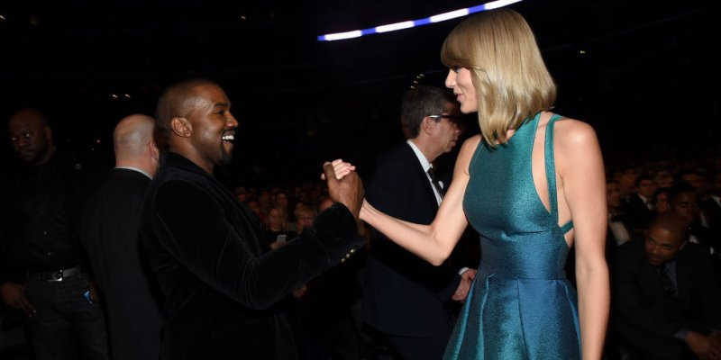 MTV tries to incite controversy between Swift & West, fails by Jideobi Ezeonu