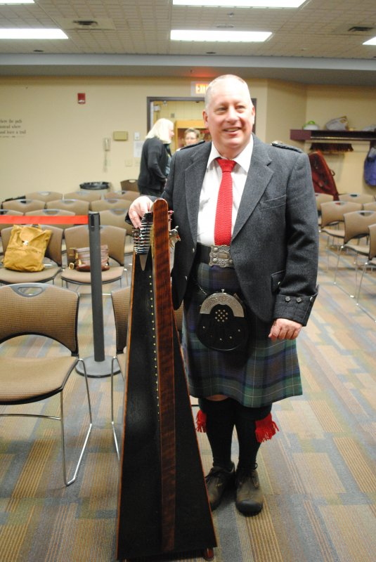 National harp competitions to be held at next year's Highland Games by Tracy Geibel