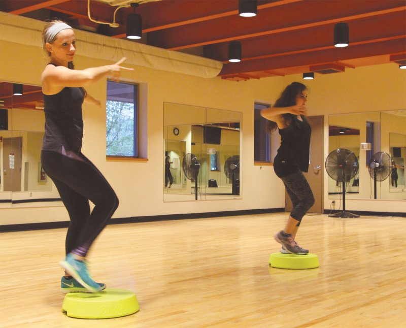 Zumba: Fitness can be fun by Shaylee Dillen