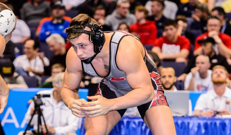 Edinboro wrestling's Avery to compete in 50th NWCA All-Star Wrestling Classic by Tyler Trumbauer