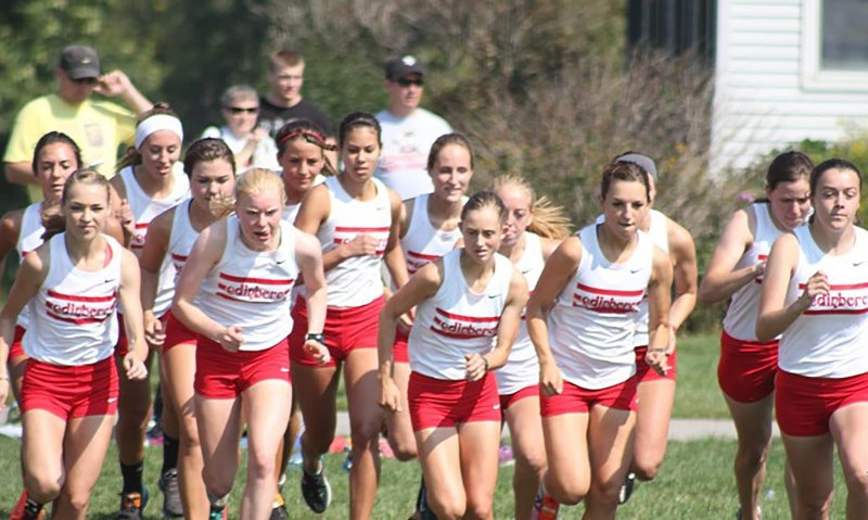 Edinboro cross country preps for PSAC Championships by Tyler Trumbauer