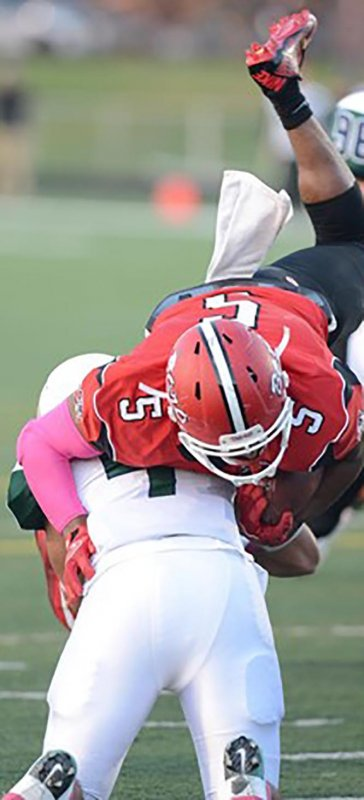 Boro football upended by Mercyhurst despite early 14-0 lead by Mike Fenner