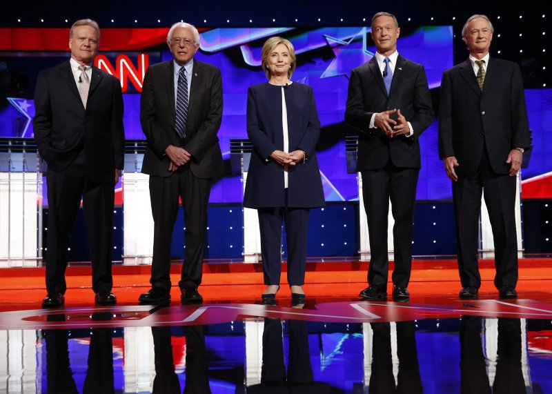 Our Viewpoint: Clinton and Sanders at the first Democratic debate, who really won? by The Spectator