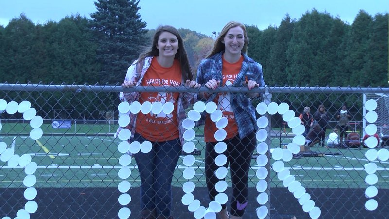 'Halos for Harlie' Walk raises over $2,000 for leukemia society by Karlee Dies