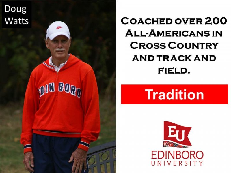 Coach Doug Watts talks 'Athletics in Education' by Michael McLaughlin