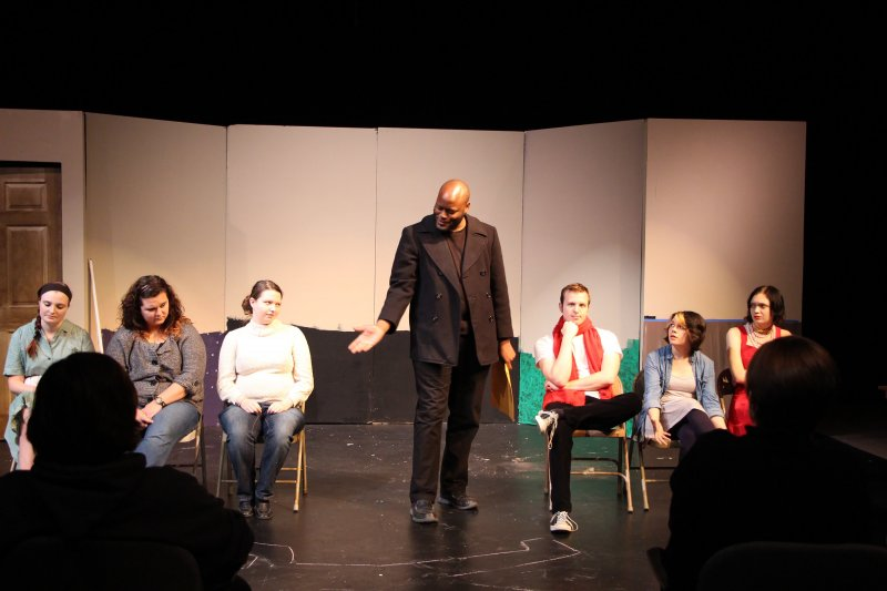 University Players present One Act plays  by Anna Ashcraft
