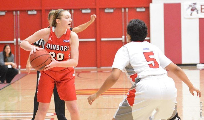 Melting pot of Scots help women's basketball in opening games by Tyler Trumbauer