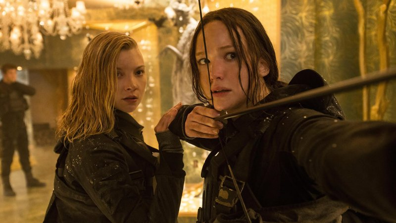 'Mockingjay' Part 2 conquers box office, a triumphant end for the Hunger Games series  by Brady Wesp