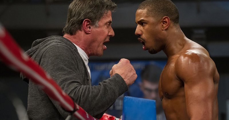 'Creed' is a knockout, modern re-envisioning of the classic Rocky franchise  by Brady Wesp