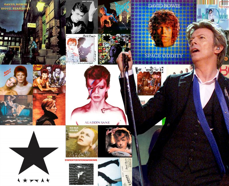 Remembering David Bowie: The Artist, The Actor, The Legend by Britton Rozzelle