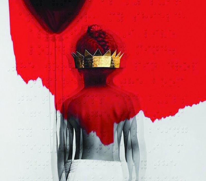 Rihanna's Artpiece 'Anti' Fails to Conjure Emotion by Kimberly Firestine
