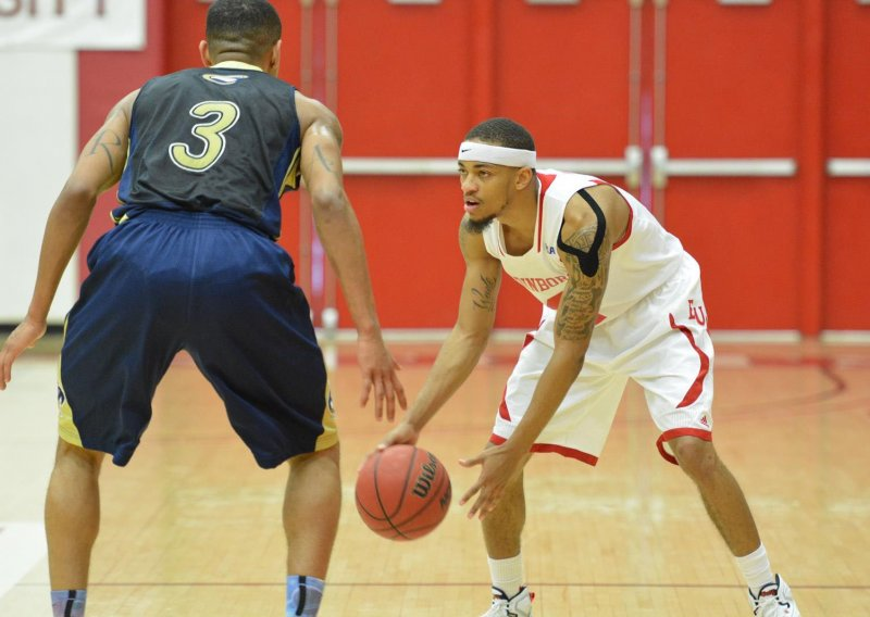 Men's Basketball Team Earns Home Playoff Game by Michael McLaughlin