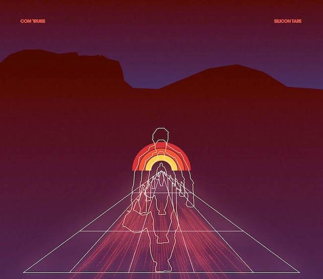 Com Truise Announces 'Silicon Tare' by Britton Rozzelle