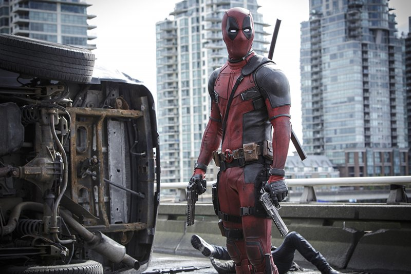 'Deadpool' Shatters the Fourth Wall in Movie Debut  by Anna Ashcraft