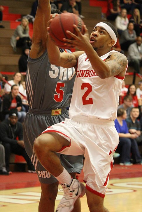 Men's Basketball Drops Contest in Final Seconds by Mike Lantinen