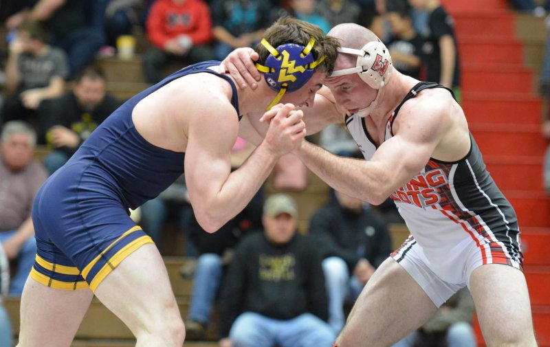 Edinboro Falls to West Virginia in Season's Final Home Dual by Michael McLaughlin