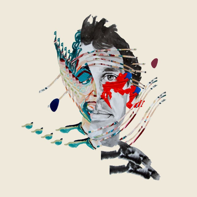 Review: Animal Collective's 'Painting With'  by Britton Rozzelle