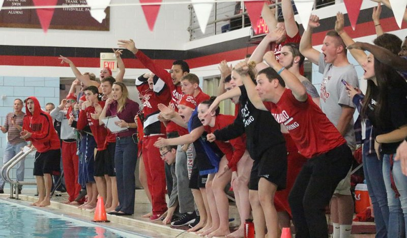 Men Finish 5th, Women Take 7th at PSAC Swimming Championships by Michael McLaughlin