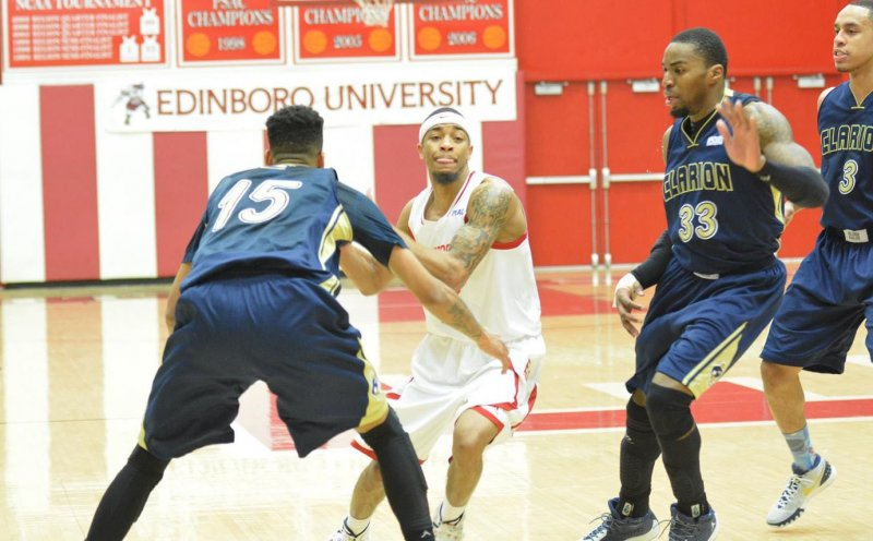 Men Can't Hold Off Second Half Comeback, Fall to Clarion by Mike Lantinen