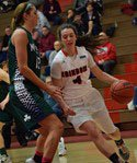 Women's Basketball Moves onto PSAC Quarterfinals by Michael McLaughlin
