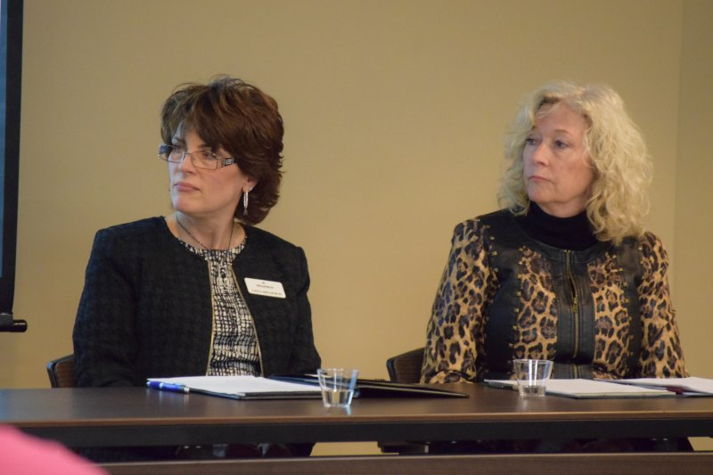 'Women in Business' Panel Gives Insight to Students Hoping for a Future Business Career by Tracy Geibel