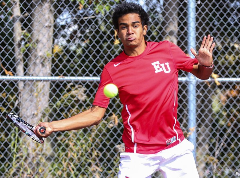 Tennis Opens Up PSAC Play With Dominating Wins Over Kutztown and Bloomsburg by Michael McLaughlin