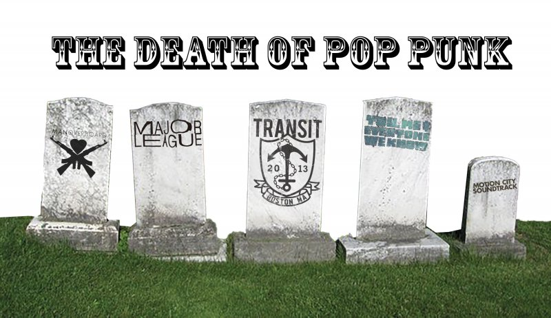 The Death of Pop-Punk: A Retrospective by Kimberly Firestine