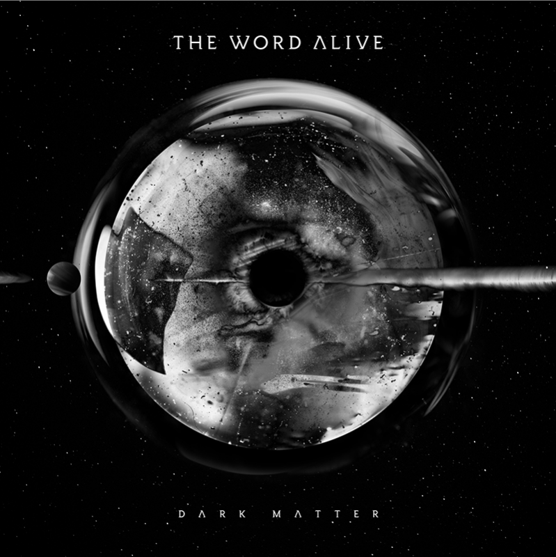 Review: The Word Alive's Dark Matter by Kimberly Firestine