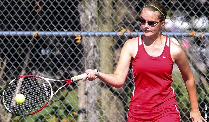 Women's Tennis Bounces Back at Weslyan by Michael McLaughlin