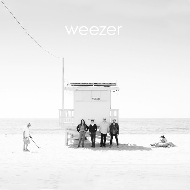 Review: Weezer - The White Album  by Dakota Palmer