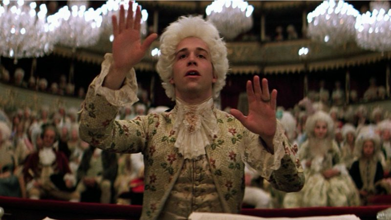 Edinboro Film series brings 'Amadeus' to Campus by Britton Rozzelle