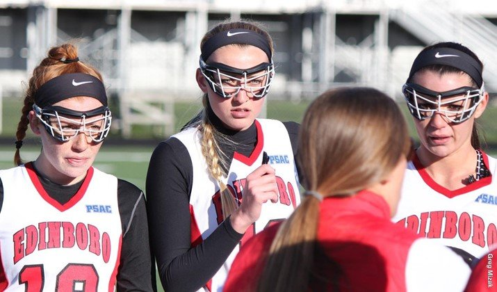 Edinboro Lacrosse Drops Close Contest to Kutztown by Mike Lantinen