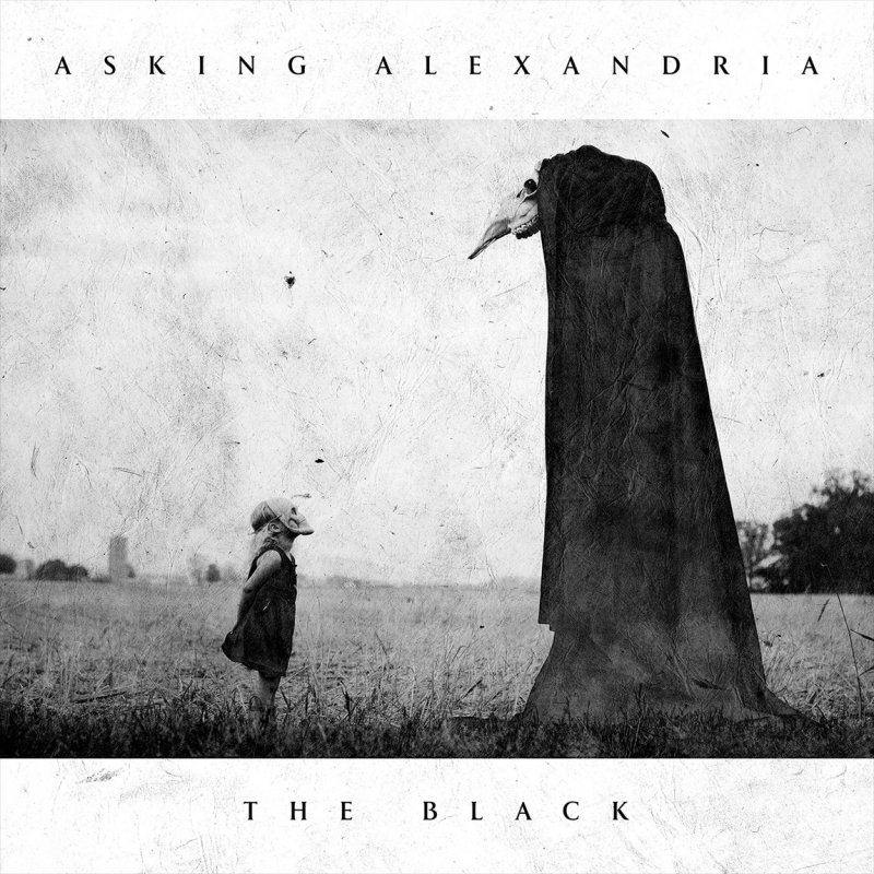 Review: Asking Alexandria's 'The Black' by Andy Vest