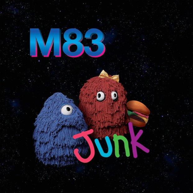 Review: M83's Junk by Dakota Palmer