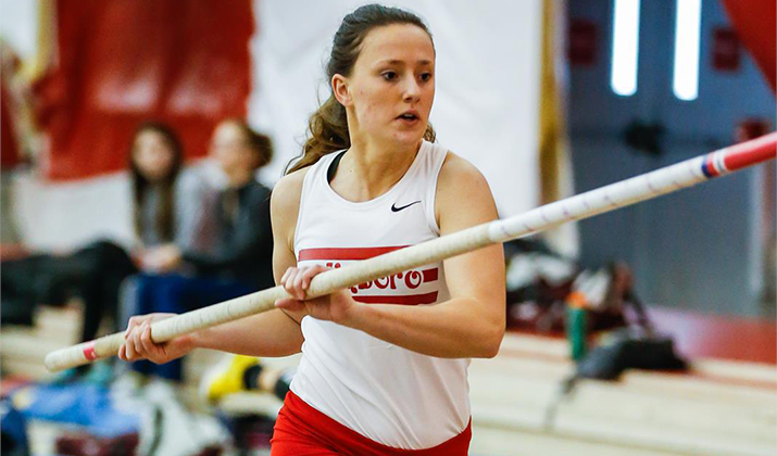 Women's track and field boasts huge performances across the board  by Mike Lantinen