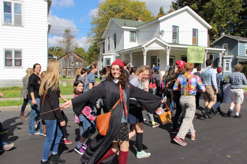 Our Viewpoint: Edinboro University needs more school spirit? YES, we do! by The Spectator