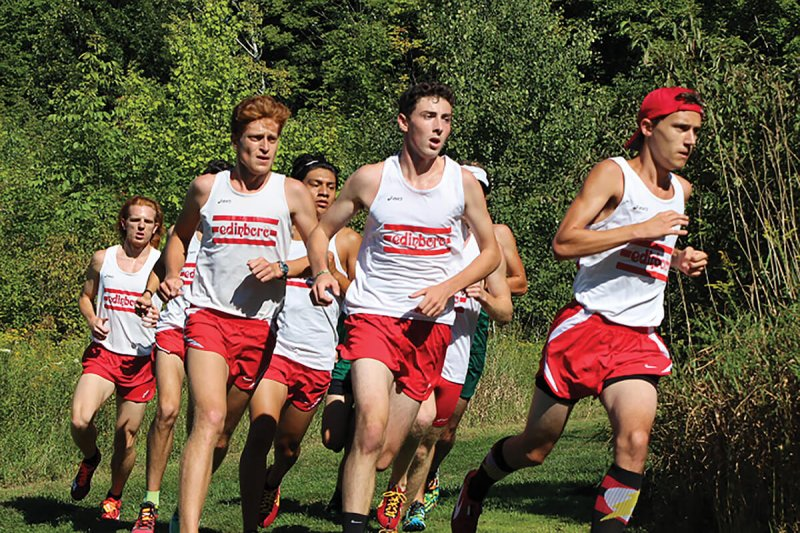 Boro cross country off to a running start by Mike Lantinen