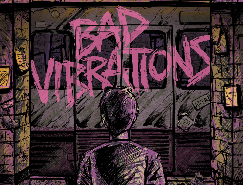 ADTR releases sixth album, gives off good vibrations by Dakota Palmer
