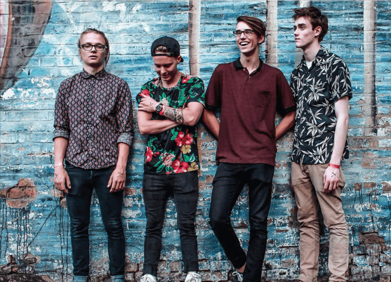 Spectator Music explores Hippo Campus by Rick Chernicky