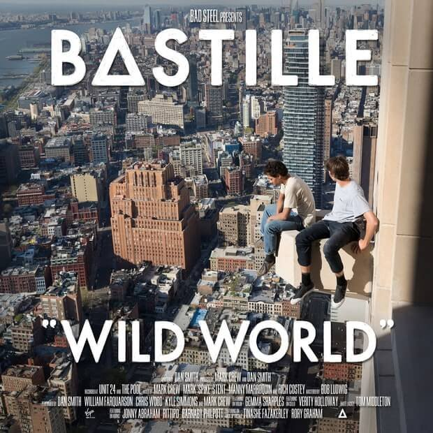 Bastille hits Album of Year contention with 'Wild World' by Dakota Palmer