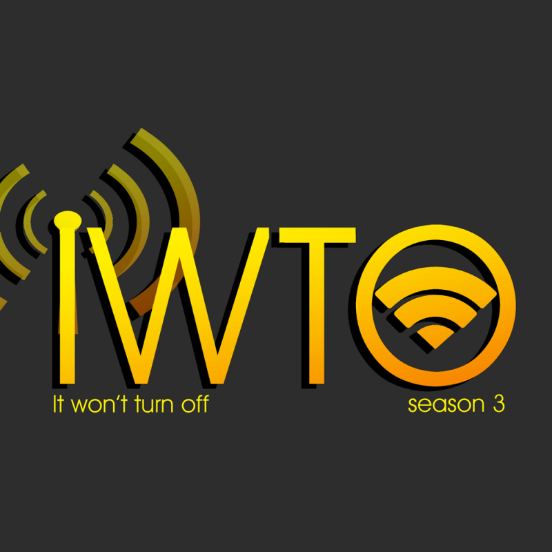 It Won't Turn Off! 065: 1% Debate Coverage, 99% Hot Gas by Britton Rozzelle