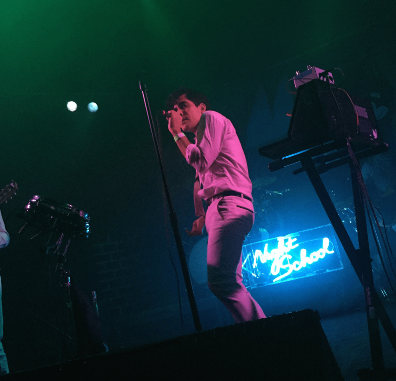 Indie sensation Neon Indian thrills crowd in Pittsburgh by Roman Sabella