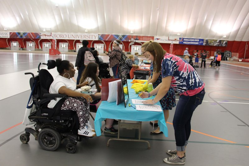 Sociology classes host disability expo and dinner by Hannah Webster