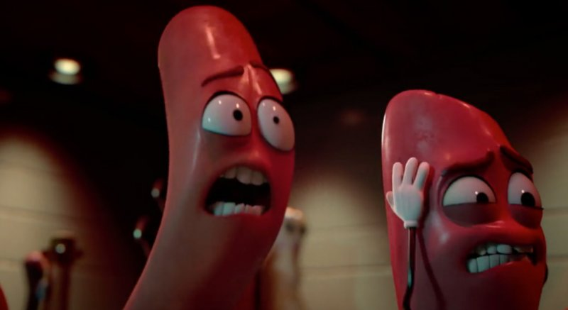 'Sausage Party' a surprisingly meaty story by Gabriel Hypes