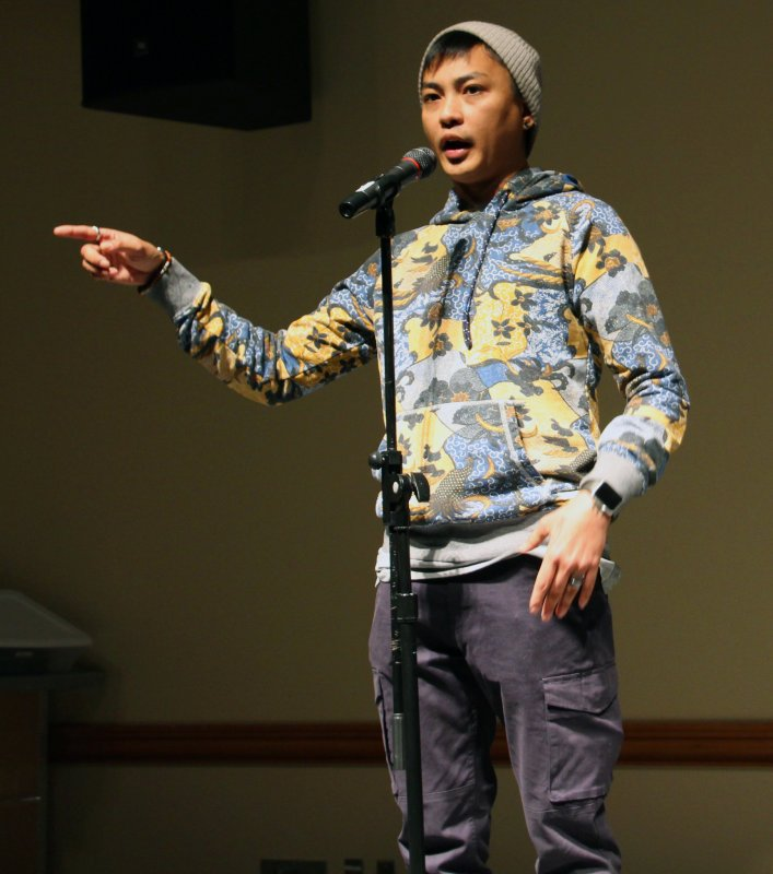 The Asia Project brings spoken-word poetry to Edinboro's Scot Cinema by Roman Sabella